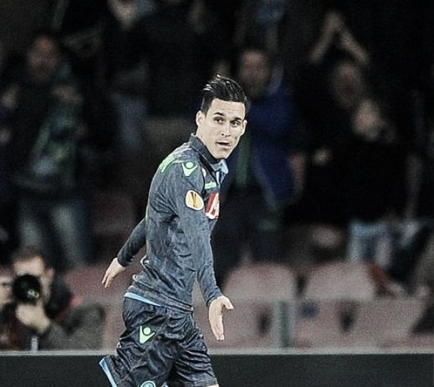 Napoli 2-2 VfL Wolfsburg: Napoli advance to UEFA Europa League semi-finals