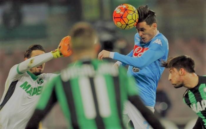 Serie A - Luci accese al San Paolo: le formazioni ufficiali di Napoli - Sassuolo