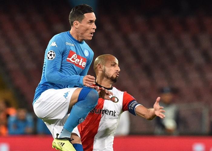 """Napoli, a tutto Callejon: """"Che gioia la Nazionale. Occhio al Cagliari. Scudetto? Manca ancora troppo"""""""