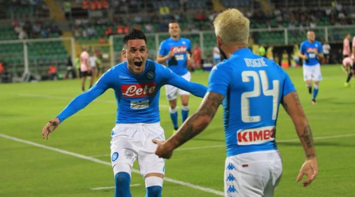 """Napoli, Callejon suona la carica: """"Tutti pensiamo allo scudetto, lavoriamo per questo obiettivo"""""""