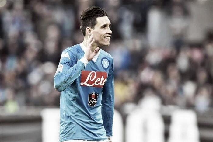 Meia-atacante Callejón renova contrato com Napoli até 2020