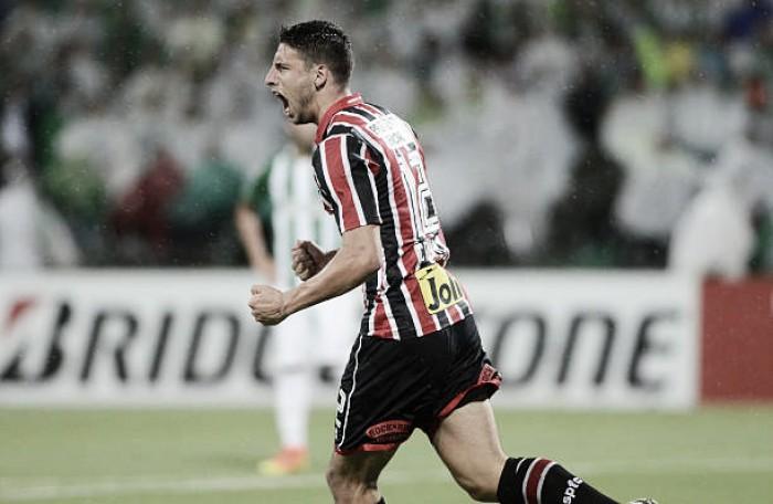 Las Palmas anuncia contratação de Jonathan Calleri, ex-São Paulo e West Ham