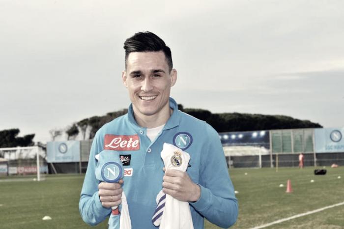 Real Madrid - Napoli sullo sfondo, Callejon si racconta tra passato, presente e...
