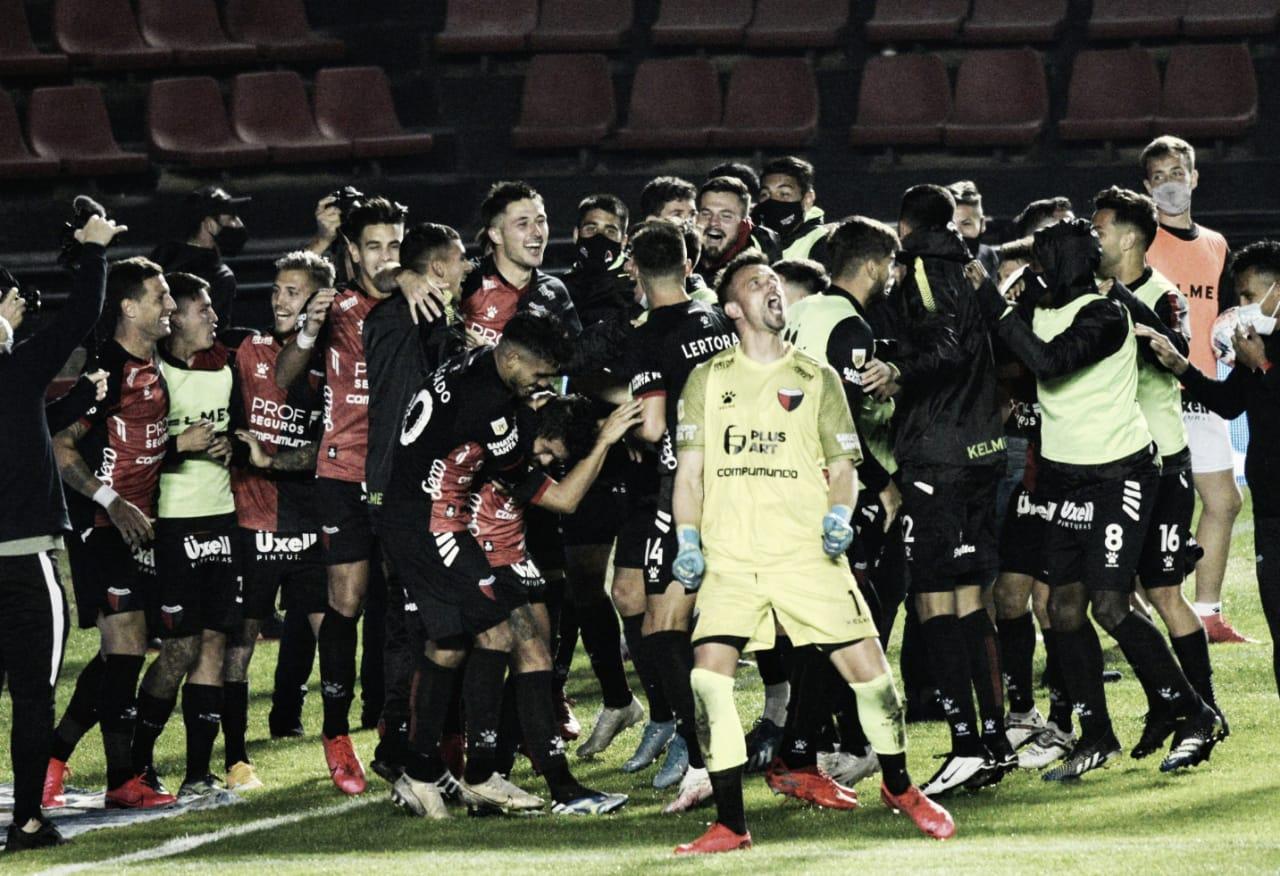 Colón superó a Talleres y pasó a las semifinales