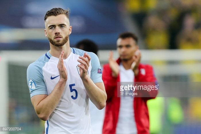 Calum Chambers will come back to Arsenal ready to fight for his place