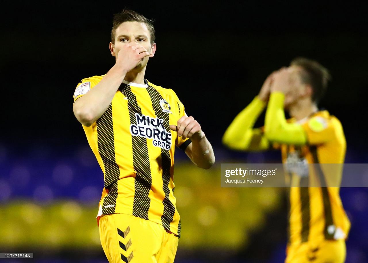 Cambridge United 0-0 Bradford City: Spoils shared as Bantams contain Mullin