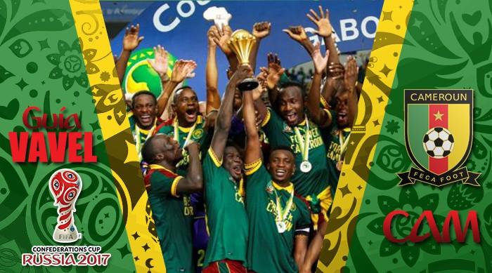 Guía VAVEL Copa Confederaciones 2017: Camerún