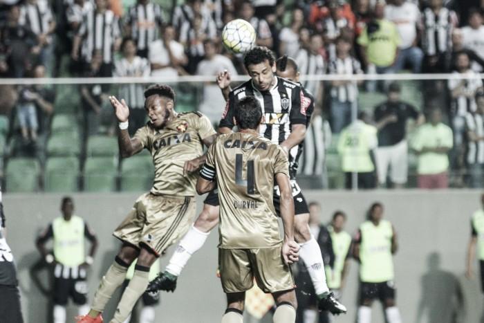 Com retorno de Fred, Atlético-MG duela com Sport para alcançar segunda vitória seguida