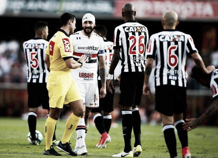 Resultado Atlético-MG x São Paulo no Campeonato Brasileiro (1-0)