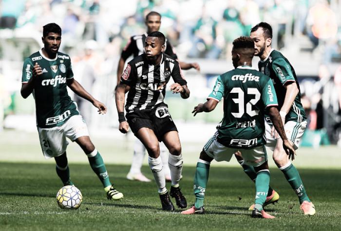 Duelo pelo título: Atlético-MG recebe líder Palmeiras pelo Campeonato Brasileiro