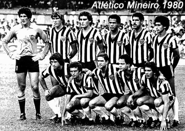 Em 1980, Atlético-MG goleia América-MG e se consagra tricampeão mineiro