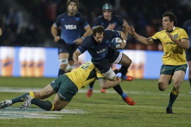 Los Pumas fueron superados y cayeron ante Australia
