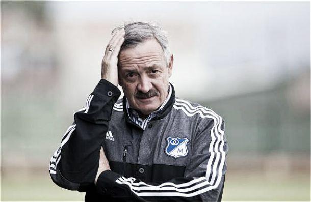 """Enrique Camacho: """"Lunari tiene el equipo que quiere para pelear el título de la Liga Águila 2015-II"""""""