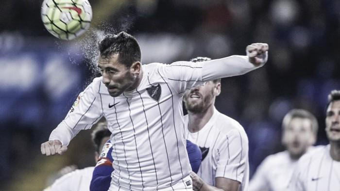 """Camacho: """"No me perdono no estar el próximo partido ante el Sporting"""""""