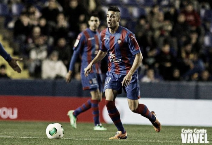 Camarasa: 50 partidos en Primera División