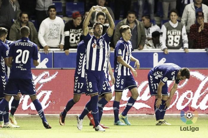 Deportivo Alavés - Granada: puntuaciones del Deportivo Alavés en la jornada 6 de La Liga