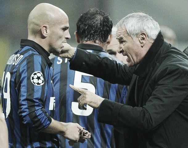 """Ranieri: """"Cambiasso, abbiamo bisogno di te"""""""