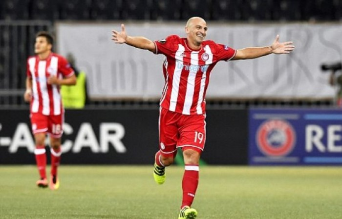 Cambiasso decide la sfida tra Young Boys e Olympiacos (0-1)