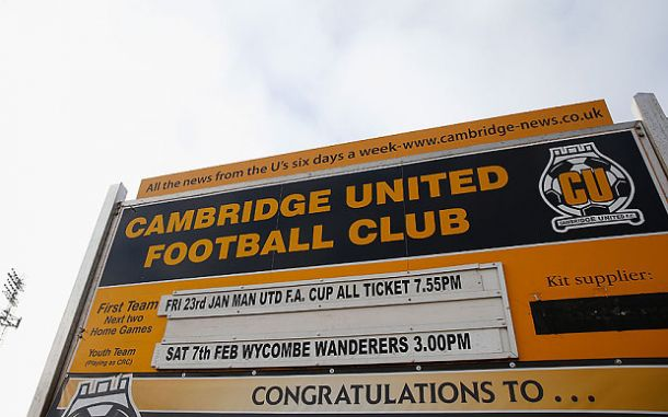 Cambridge United - Manchester United Match Preview