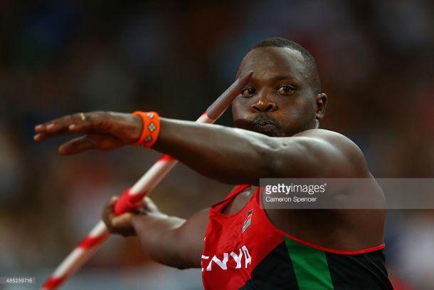 El imperio de Kenia se expande a la jabalina