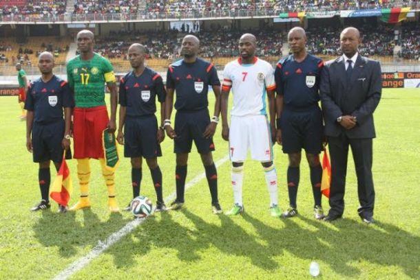 Les buts de Camerun vs RD Congo
