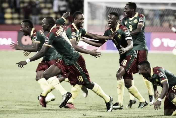 Confederations Cup 2017: copertura tv e diretta streaming di Camerun-Cile