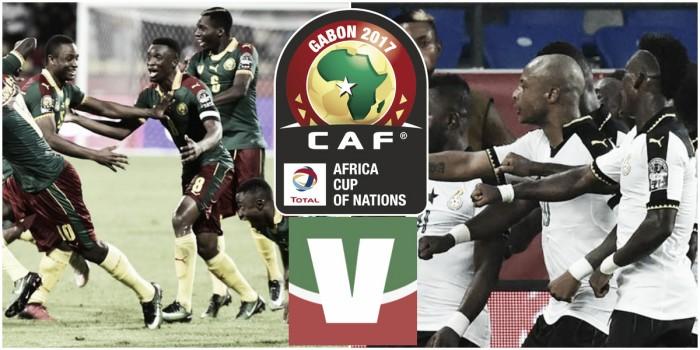 Coppa d'Africa 2017 - Camerun-Ghana, chi raggiunge l'Egitto in finale?