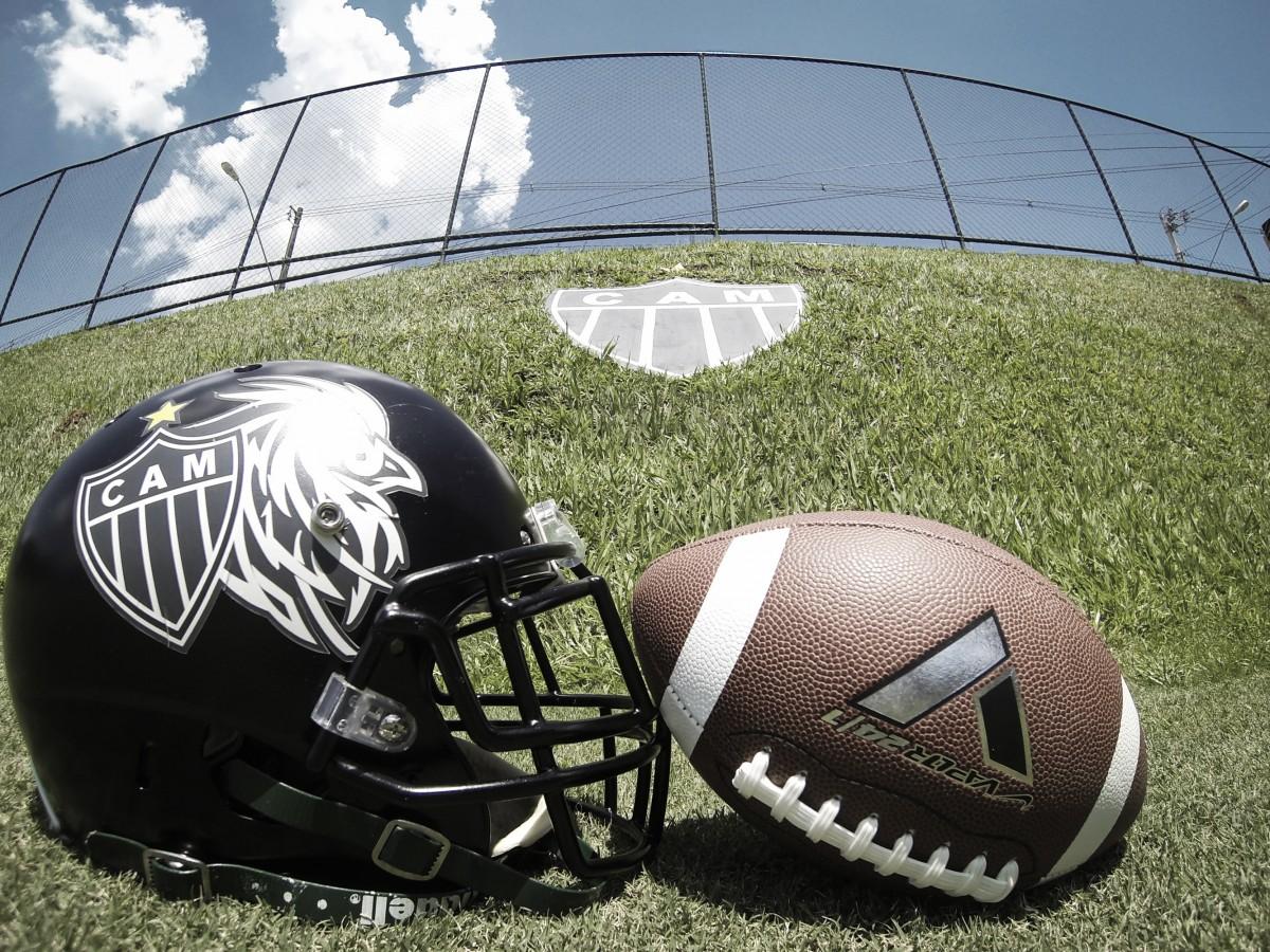Atlético-MG fecha parceria com o Grupo Sada e anuncia time de futebol americano