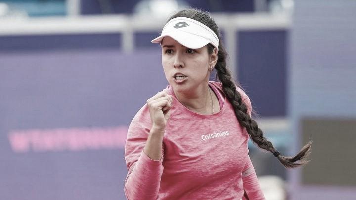 María Camila Osorio, a semifinales en Belgrado y top 100 mundial