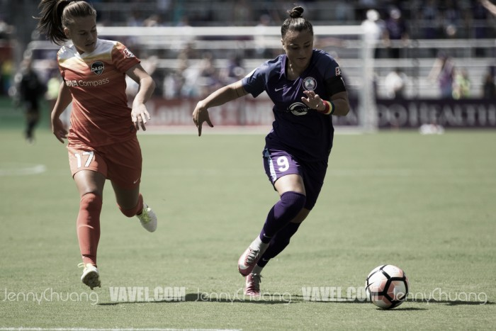 Orlando Pride's Camila suffers ACL tear and MCL strain