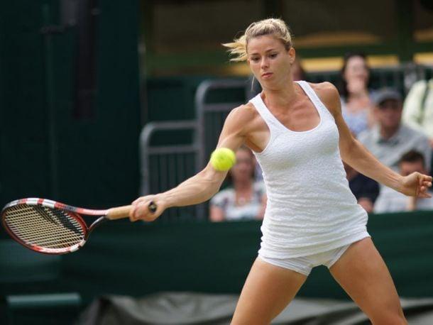 WTA Eastbourne, bel successo di Camila Giorgi. Oggi in campo Errani e Pennetta