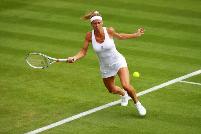 Wimbledon 2017, che Giorgi! Rimonta e batte la Cornet