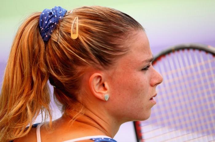WTA Katowice - Giorgi, errori e carattere. Vittoria al terzo per Camila