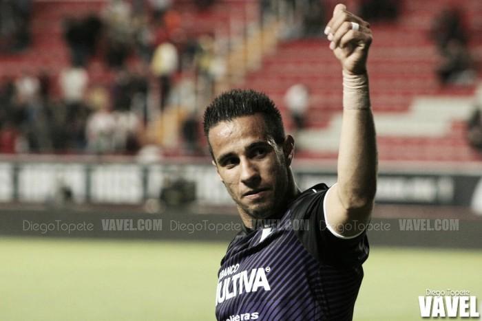 Camilo Sanvezzo quiere dejar atrás la mala racha
