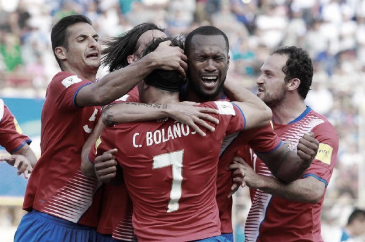 Camino a Rusia de Costa Rica 2018: los consolida como una agradable realidad