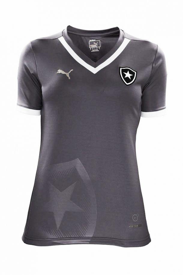 Em parceria com a PUMA, Botafogo lança a nova camisa feminina