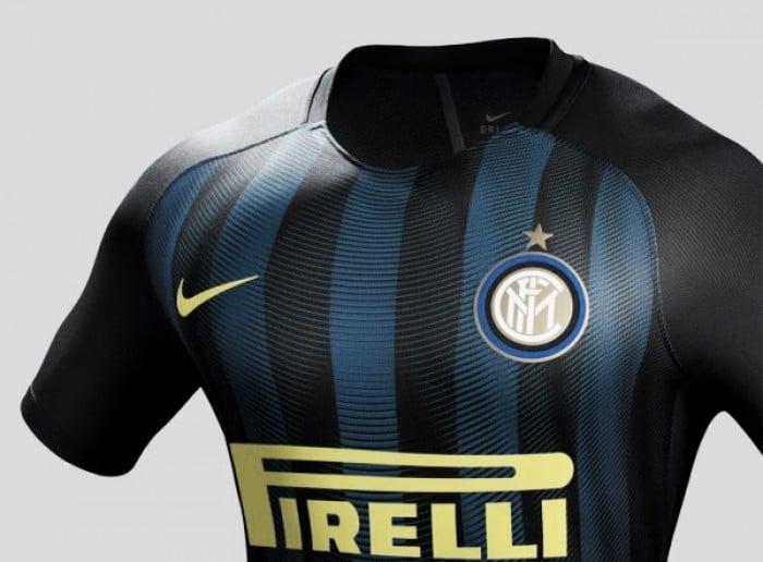 De gosto duvidoso, Internazionale lança uniformes para a temporada 2016/17
