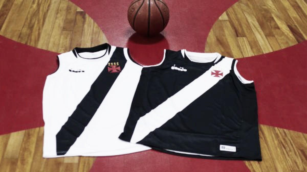 Vasco anuncia novos uniformes para temporada 2018-19 do NBB