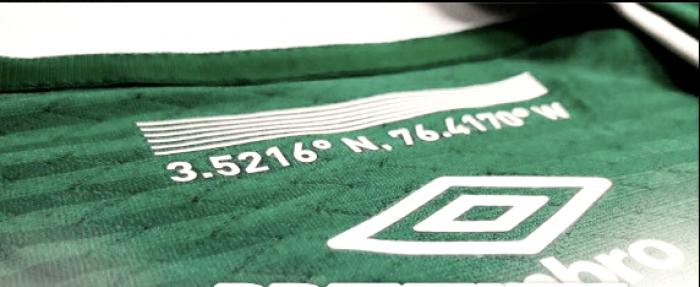 Se revelan detalles en la nueva camiseta del Cali