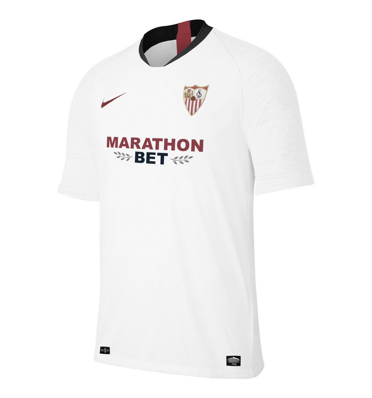 El Sevilla FC presenta sus nuevas camisetas