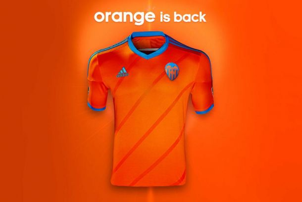 segunda equipacion Valencia CF venta