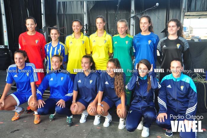 Fotos e imágenes de la presentación de camisetas del Cádiz CF