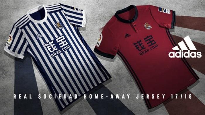 Camiseta Real Sociedad Roberto López