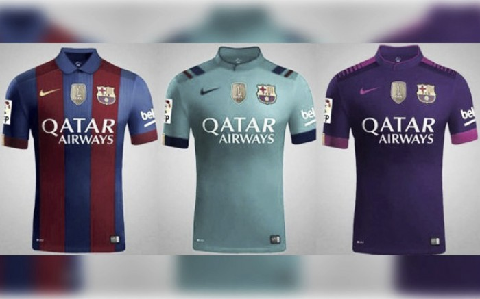 Camisetas del Barça  retro  para la temporada 2016-2017 - VAVEL.com 33720df96f0b4