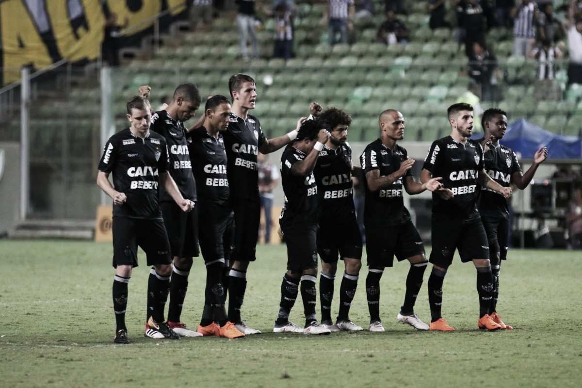 Pela quarta fase da Copa do Brasil, Atlético-MG enfrentará o Ferroviário-CE