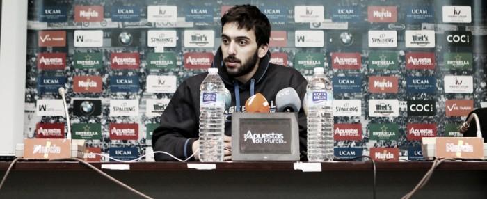 """Campazzo: """"El partido en Tenerife será una final"""""""