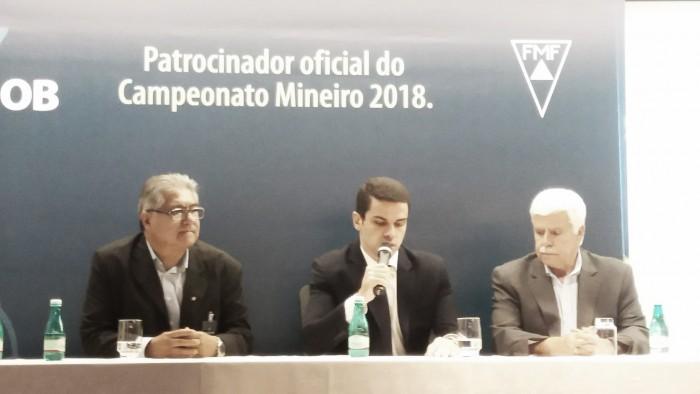 Já com novo formato, Campeonato Mineiro do próximo ano tem tabela divulgada