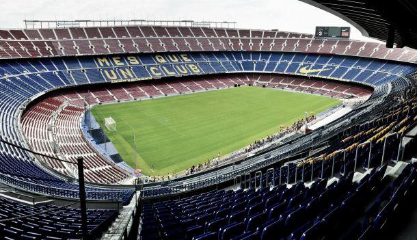 En el Camp Nou, el sábado 20 de diciembre a las 16:00