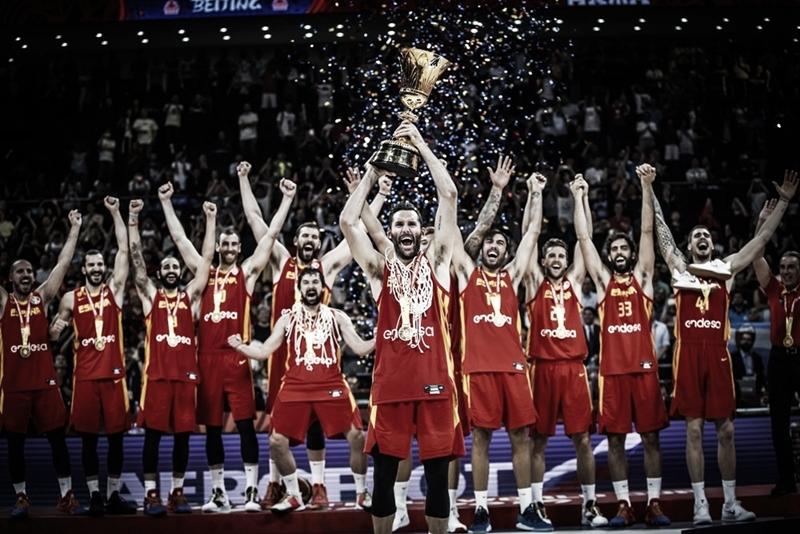 Espanha derrota Argentina na final e conquista o bicampeonato do Mundial de Basquete