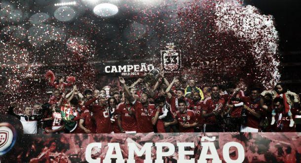 Abram alas para o Benfica, campeão nacional 2013/2014